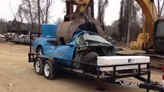 Death of a Thunderbird