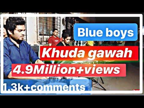 Blue boy's banjo party khuda gawah Song 09892780696 / 09167010597
