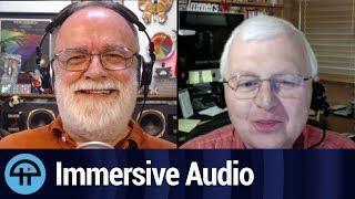 Capturing Immersive Audio