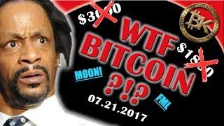 WTF BITCOIN?!? Bitcoin Price 2637 USD Crypto Currency News Technical Analysis FREE BITCOIN Chart BTC