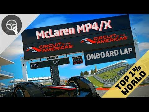 Xxx Mp4 McLaren MP4 X CoTA 🇺🇸 TOP 1 WORLD NO ASSIST 3gp Sex