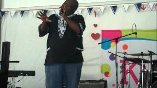 Pastor Simon Seekoei - Hou moed.wmv