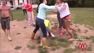 Gypsy Sisters Nettie vs Kayla Full Fight HD