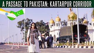 A Passage to Pakistan |  Kartarpur Darbar Sahib | Kartarpur Corridor  (India Side)