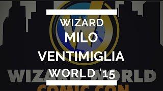 Milo Ventimiglia Interview at Wizard World! Talk Gilmore Girls, Super Man and More!