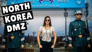 4 MINUTES IN NORTH KOREA | DMZ Full Experience