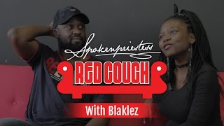 Red Couch: Blaklez On Leaving Cap City Records x His Connection With People