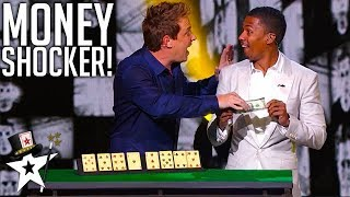 Magician Mike Super Shocks Nick Cannon on America