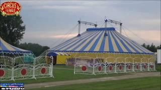 NEDERLANDS CIRCUS FREIWALD 2016  ( Een reis rond de wereld in 120 minuten )    (  promo video )