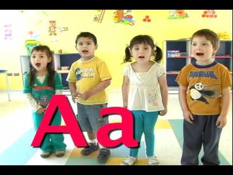 Canta a e i o u Cantando Aprendo a hablar