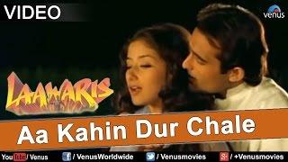 Aa Kahin Dur Chale Full Video Song : Laawaris | Akshay Khanna, Manisha Koirala |