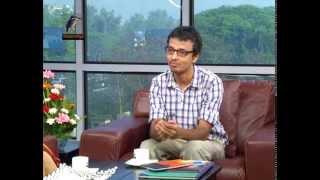Sadat Hossain Interview at Maasranga Television Part-1