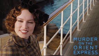 "Murder on the Orient Express – ""I Know Your Moustache"""