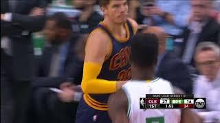 ECF: Jaylen Brown vs  Cleveland Cavaliers