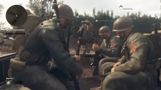 CoD WWII gameplay