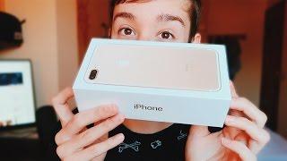 UNBOXING del iPhone 7 PLUS