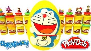 Doraemon Sürpriz Yumurta Oyun Hamuru - Doraemon Oyuncakları LPS Ters Yüz Cicibiciler