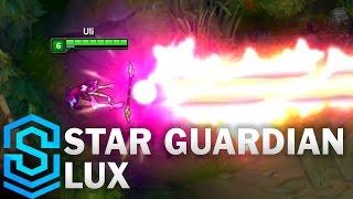 Star Guardian Lux (2016) Skin Spotlight - League of Legends