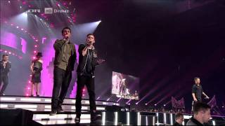 [DK X Factor 2011] Live show | The Final | X Factor Finalists - The Time Of My Life