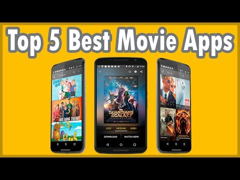 Xxx Mp4 Top 5 Best FREE Movie Apps In 2017 To Watch Movies Online For Android 3gp Sex