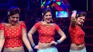 Vijay TV Anchor DivyaDarshini Hot Open Navel Show