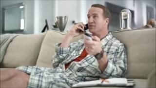 Peyton Manning Retirement ad compilation