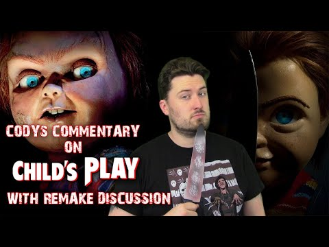 Child's Play (1988) | Cody's Commentary and Remake Discussion