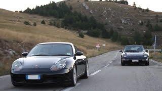 Porsche 996 vs Porsche 993 - Davide Cironi drive experience