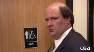 12 Scenes You Would NOT Want to Smell | The Office | COZI Dozen
