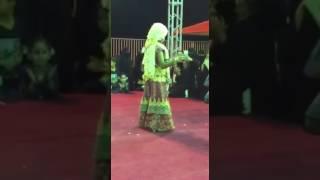 رقص بنت جازان