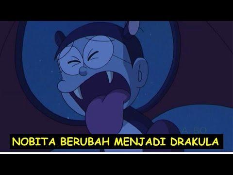 Doraemon Terbaru - Nobita Berubah Menjadi Drakula
