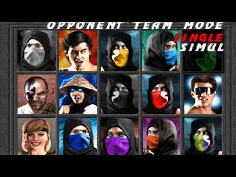Xxx Mp4 Mortal Kombat 1 Remake All Characters Gameplay 3gp Sex