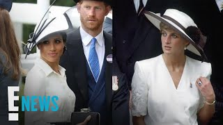 6 Ways Meghan Markle Has Honored Princess Diana | E! News