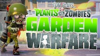 Plants vs. Zombies: Garden Warfare | POTATO MINES & GARLIC DRONES | TDM Plays [Xbox One]