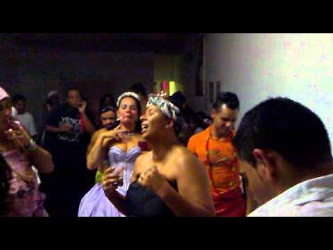 Festa de Maria Padilha na casa Mae Paula de Oya e Mae fabiana de oxosse