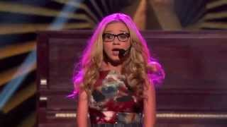 Rion Paige - Swingin' (The X-Factor USA 2013) [Top 8]
