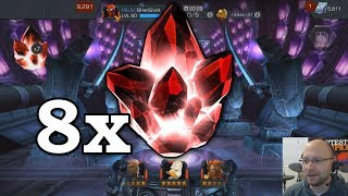 80,000 5-Star Shards - Crystal Opening | Marvel Contest of Champions