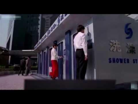 Automatic bathing machine in china