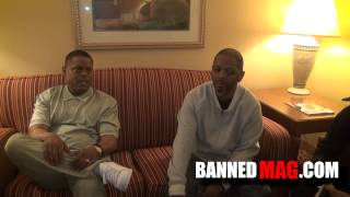 B.A.N.N.E.D.  Magazine- FUBU FOUNDERS Interview