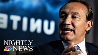 United CEO Oscar Munoz Promises Changes After Dragging Incident (Exclusive) | NBC Nightly News