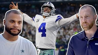 How Does Proper Sleep and Nutrition Give Dak Prescott a Competitive Edge?