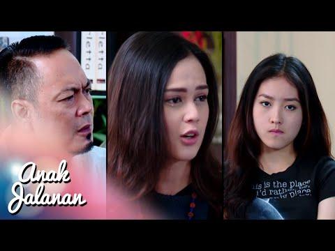 Reva Bongkar Tingkah Adrian Didepan Papahnya [Anak Jalanan] [5 Januari 2016]