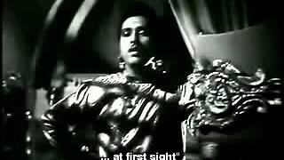 Tasveer banata hoon Talat Mahmood Film Baradari 1955 Nashad    Khumar Barabankvi