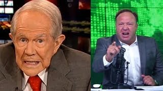 Alex Jones Goes Full Pat Robertson: 'We Have To Call On God'