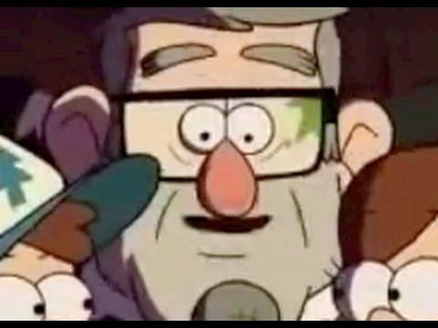 Gravity Falls Crack: GRUNK EDITION