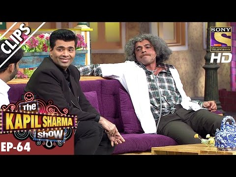 Xxx Mp4 Dr Mushoor Gulati Meets Karan Johar The Kapil Sharma Show – 3rd Dec 2016 3gp Sex