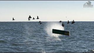 East Coast Sea Duck Hunting Maryland Style Pitboss Waterfowl Capt. Jeff Coats