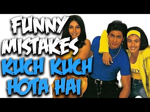 Xxx Mp4 Everything Wrong With Kuch Kuch Hota Hai W Eng Subs Bollywood Mistakes Episode 31 3gp Sex