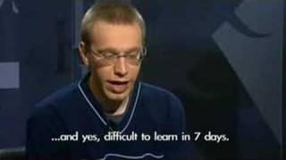 Daniel Tammet - The Boy With The Incredible Brain [5/5]