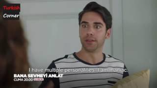 Bana Sevmeyi Anlat Fragmanı 3 English Subtitles